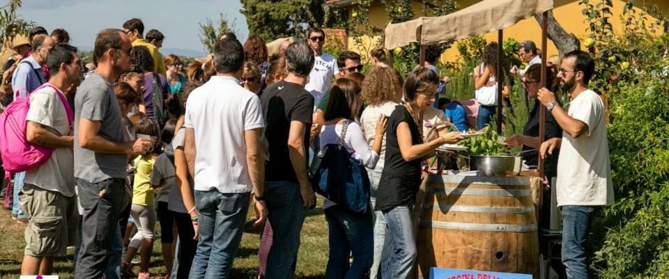 Fiorano for Kids: 40 chef alla Bio Sagra