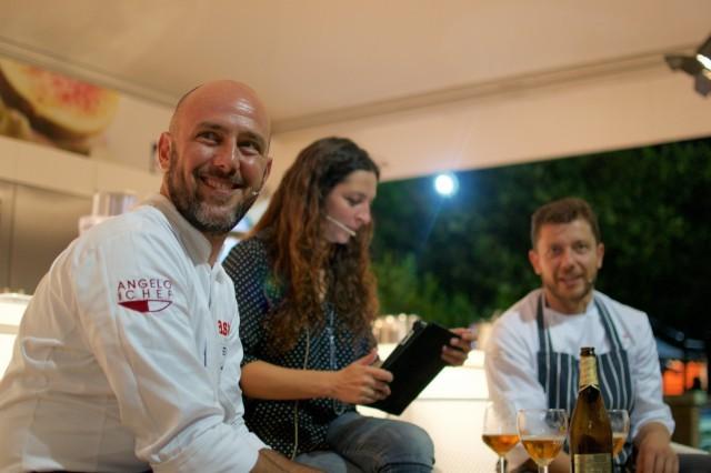 Le nostre interviste doppie: Daniele Usai (Il Tino) e Giulio Terrinoni (Per Me) con Lorenza Fumelli.