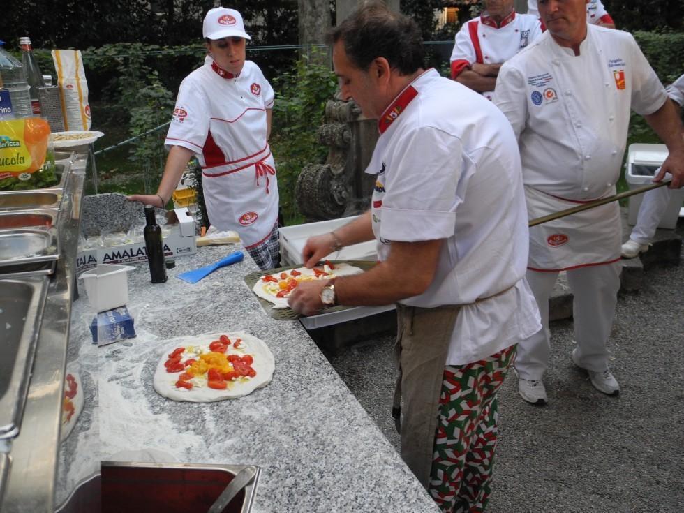 Fuori Expo: la pizza interpretata dai maestri a Milano - Foto 12