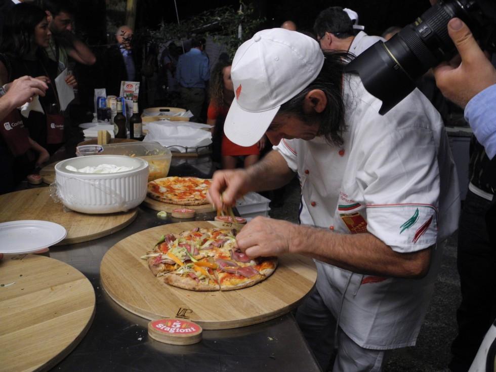 Fuori Expo: la pizza interpretata dai maestri a Milano - Foto 14