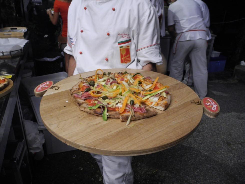 Fuori Expo: la pizza interpretata dai maestri a Milano - Foto 15