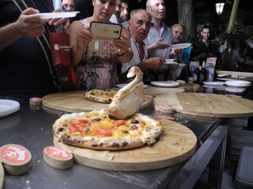 Fuori Expo: la pizza interpretata dai maestri a Milano - Foto 17