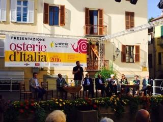 Osterie d'Italia 2016 Slow Food: le nuove chiocciole