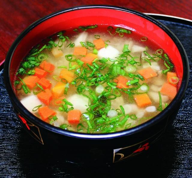 Sobagome-Soup
