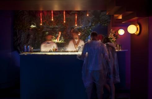 Modi alternativi per ubriacarsi a Londra: Alcoholic Architecture