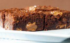 I brownies al caramello mou con la ricetta golosa