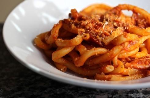 Aspettando Taste of Roma: l'amatriciana secondo Angelo Troiani