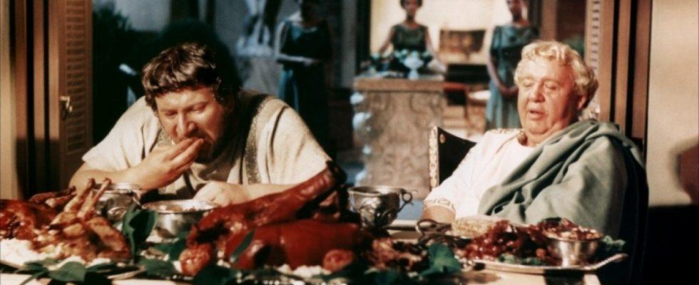 Come si mangiava una volta: le ricette storiche viste nei film in costume