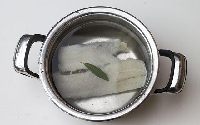 crocchette di baccalà mantecato step1