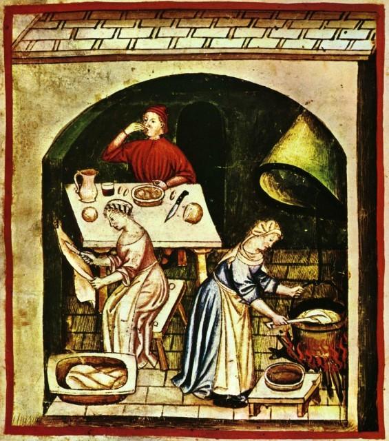 cucina rinascimentale