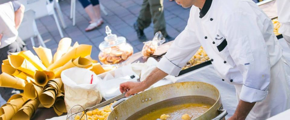 Roma: ottobre è il momento delle Cucine di Strada