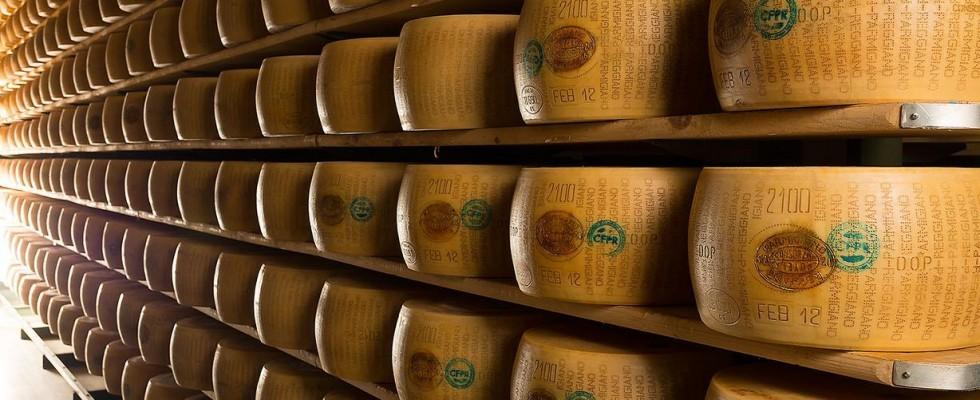 Le 6 differenze tra Parmigiano Reggiano e Grana Padano