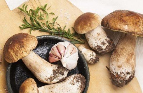 Pappardelle prezzemolate ai funghi: la ricetta sfiziosa di Alessandra Spisni