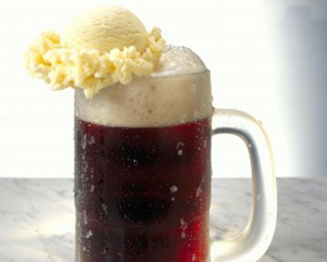 gelato e birra
