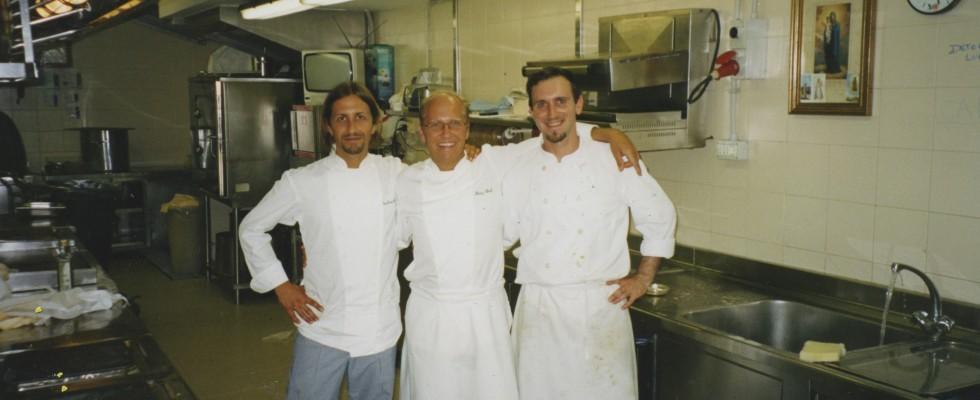 10 grandi sous chef: chi c'è dietro i cuochi stellati