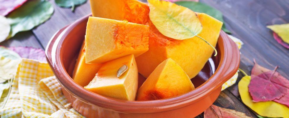 Ricetta Zucca Orientale.La Ricetta Del Kabocha Nimono Per La Zucca Dal Sapore Orientale Gustoblog