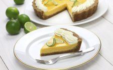 La key lime pie da gustare con la ricetta facile