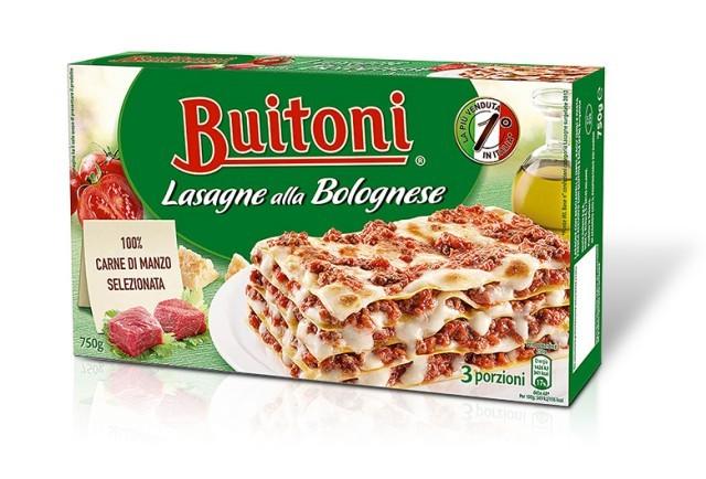 Lasagne buitoni
