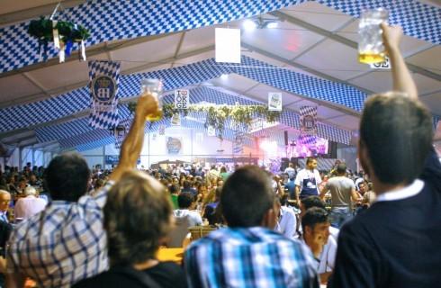Tre weekend per la birra: Oktoberfest a Genova