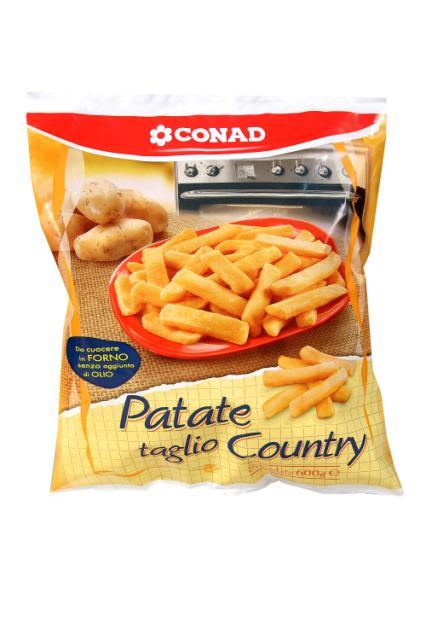 patatine conad