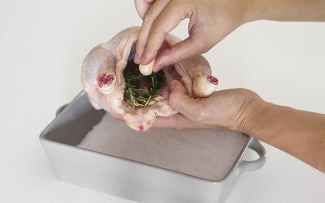 pollo al sale step1