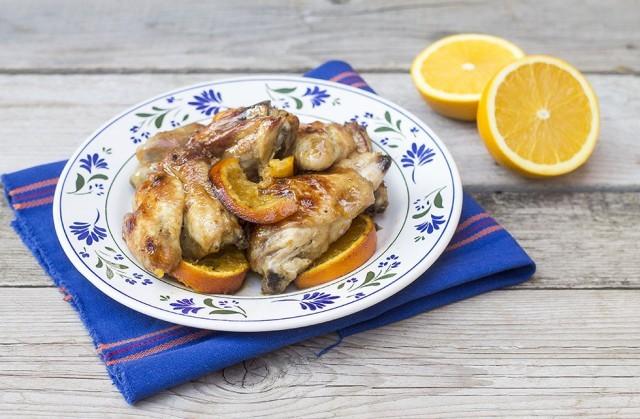 pollo all'arancia 1