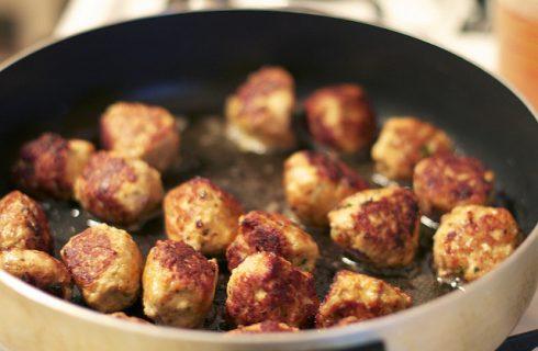 Come preparare le polpette di carne senza uova