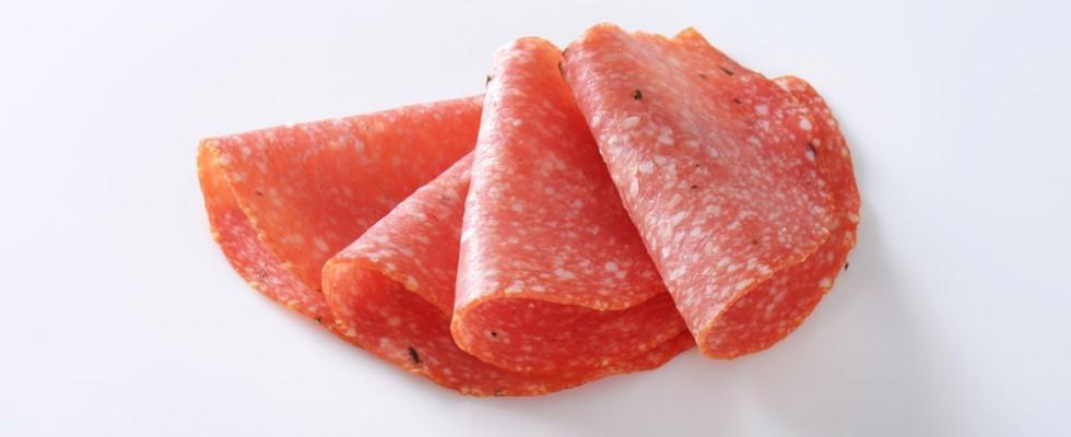Ritirato salame per possibile contaminazione