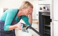 Le 10 peggiori disavventure in cucina
