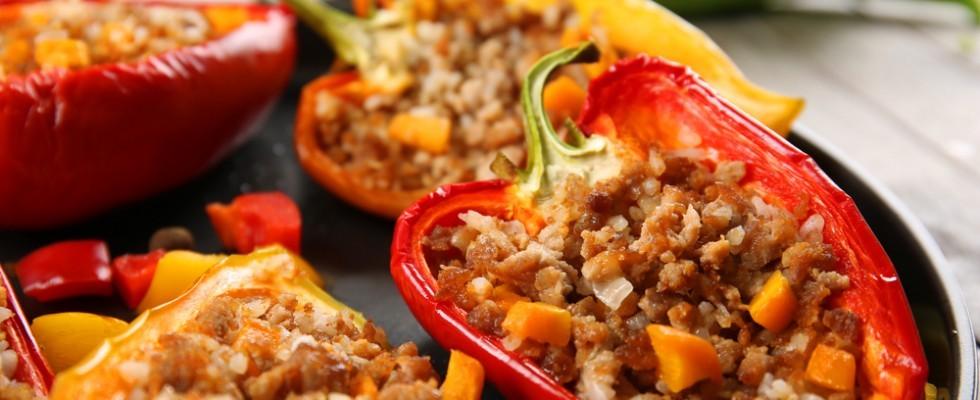 How to: come preparare le verdure ripiene