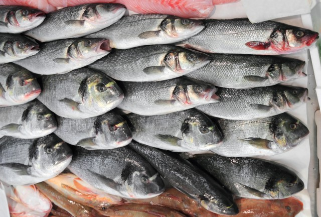 pesce mercato
