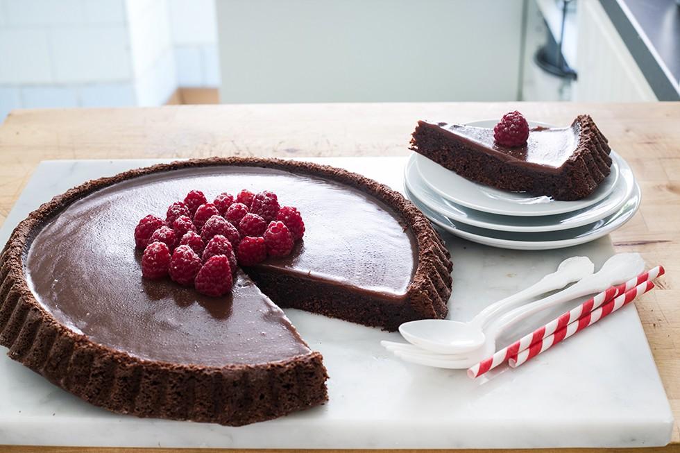 Torta al cioccolato: la torta Lindt   Agrodolce