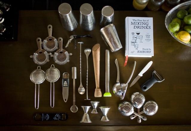 strumenti da mixology