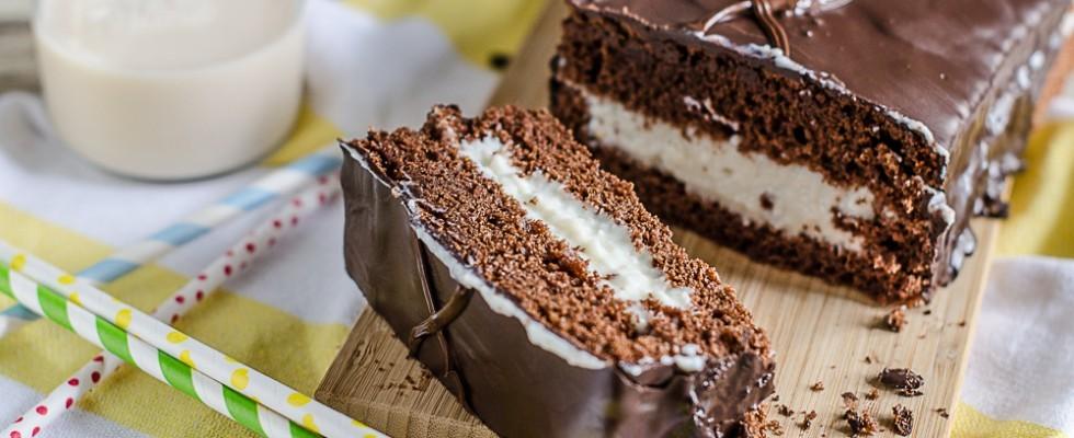 Torta Kinder Delice: ricetta