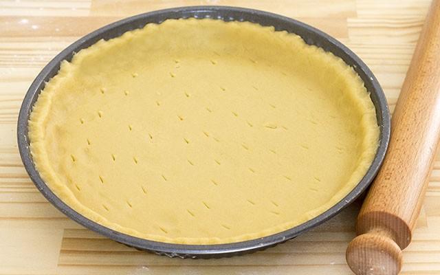 torta di funghi step 2