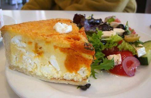 La torta salata con zucca e ricotta da preparare con il Bimby