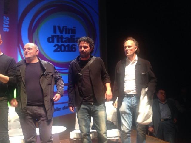 Moreno Cedroni e Piergiorgio Parini