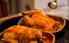 Pollo al rosmarino: la ricetta veloce di Cotto e Mangiato
