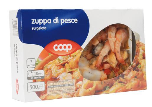 zuppa di pesce coop