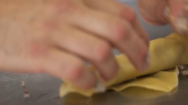 Cannelloni gratinati 14