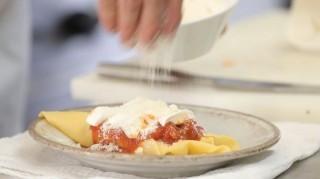 I cannelloni gratinati di Giovanni Milana