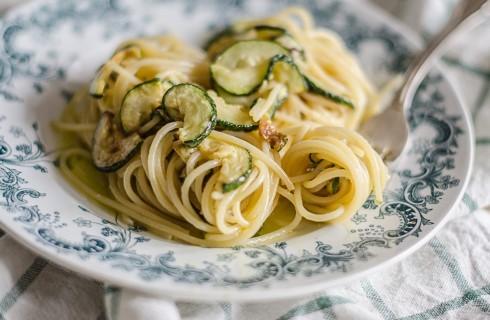Spaghetti alla nerano, tradizione campana