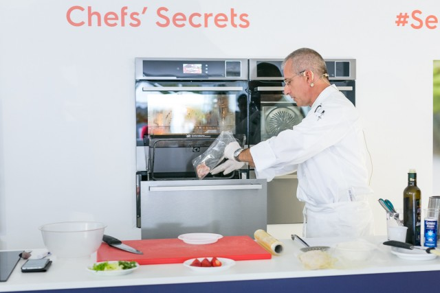 chef electrolux