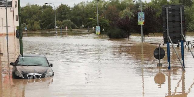 Alluvione Benevento