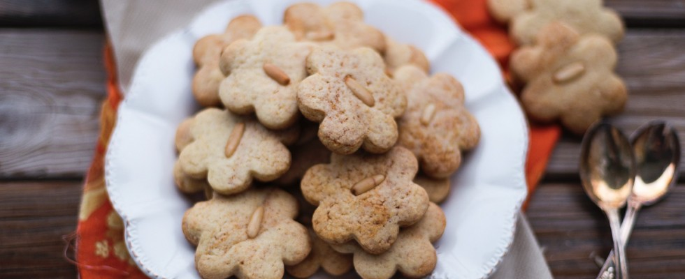 Biscotti di farro, per la colazione