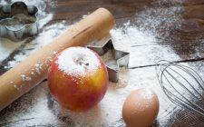 I biscotti cuor di mela con la ricetta gustosa