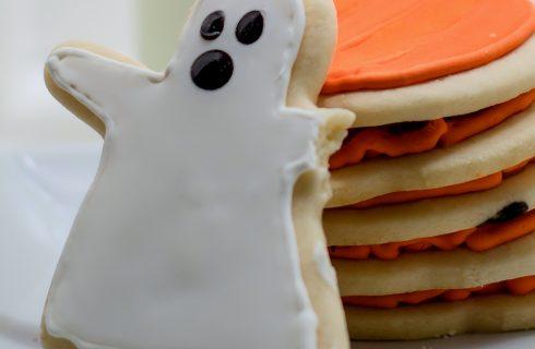 Come fare i biscotti di Halloween con il Bimby