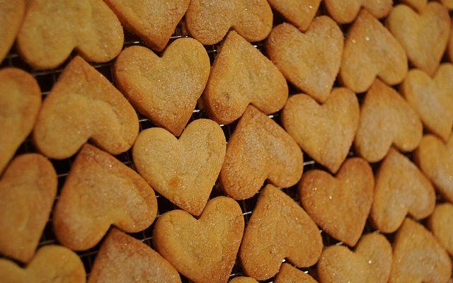 I biscotti di kamut senza uova con la ricetta veloce