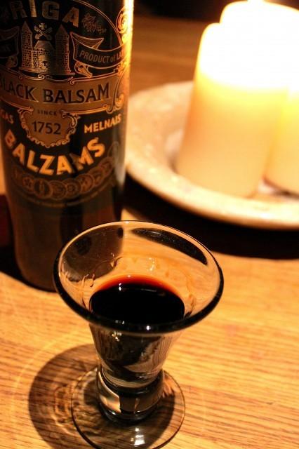 black balzams