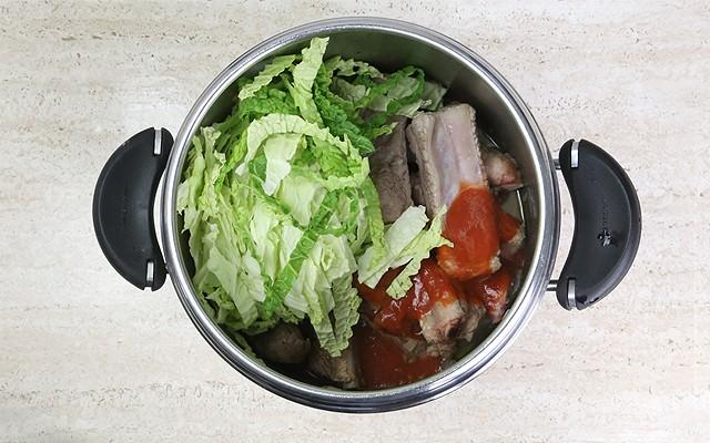costolette di maiale in umido step (4)